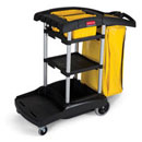 Rubbermaid Commercial High Capacity Cleaning Carts