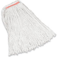 Rubbermaid Commercial Premium Cut-End Cotton Wet Mop Heads