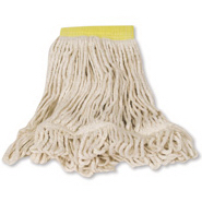 Rubbermaid Commercial Super Stitch Wet Mop Heads