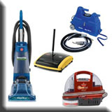 Residential Cleaning Equipment - Carpet Care Equipment & Accessories