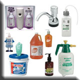 Residential Kitchen Equipment - Bathroom / Kitchen / Laundry Dispensers & Refills
