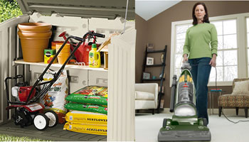 Residential Cleaning Equipment