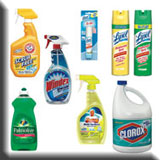 Residential Cleaning Supplies