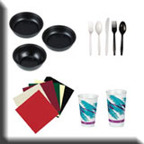 Residential Cleaning Supplies - Disposable Catering & Party Supplies
