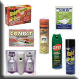 Residential Cleaning Supplies - Residential Insecticides & Herbicides