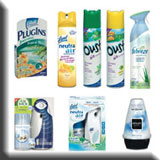 Residential Cleaning Supplies - Residential Odor Control Products