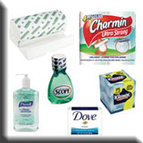 Residential Cleaning Supplies - Residential Skin Care, Personal Hygiene Products & Bathroom Supplies