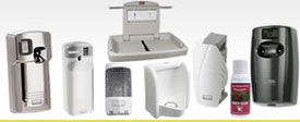 Rubbermaid Commercial Washroom Equipment