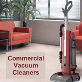 Sanitaire Commercial Vacuum Cleaners