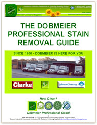 Dobmeier Professional Stain Removal Guide - FREE e-Book
