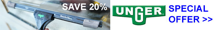 All Unger Products On Sale - 25% Discount