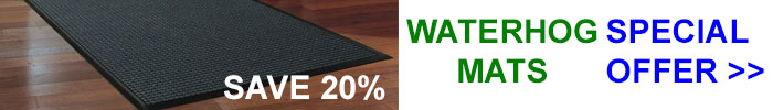 Waterhog Entrance Mats On Sale