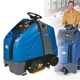 Windsor Chariot Ride-On Commercial Vacuum Cleaners, Floor Cleaning Machines, Buffers...