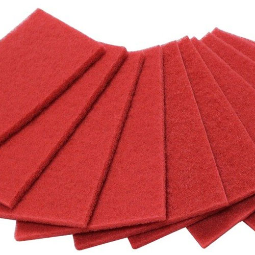 3M Red Buffing Pad 5100 14x20 SKU#3M59258, 3M Red Buffing Pads 5100 14x20 SKU#3M5925