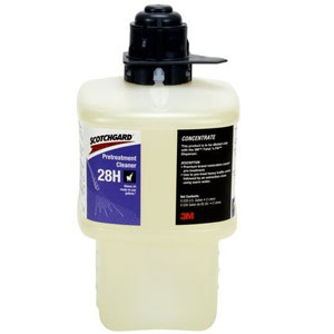 3M 28H Scotchgard Pretreatment Cleaner Concentrate 6x 2Liter SKU#3M-7100056205, 3M 28H Scotchgard Pretreatment Cleaner Concentrate 6x 2Liter SKU#3M-7100056205
