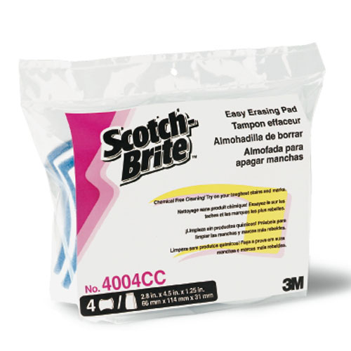 3M Scotch-Brite Easy Erasing Pad SKU#MCO4004CC, 3M Scotch-Brite Easy Erasing Pad SKU#MCO4004CC