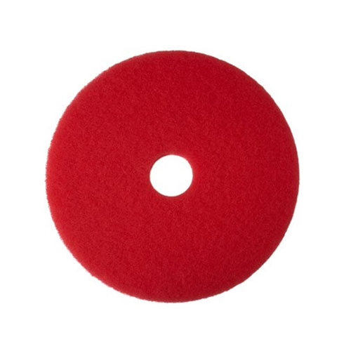 3M Niagara Red Buffing Pad 5100N 14in Diameter SKU#3MN14RD, 3M Niagara Red Buffing Pad 5100N 14in Diameter SKU#3MN14RD