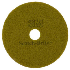 3M Scotch-Brite 20in Sienna Diamond Floor Pad Plus 5 Case SKU#3M-7000006803, 3M Scotch-Brite 20in Sienna Diamond Floor Pad Plus 5 Case SKU#3M-7000006803