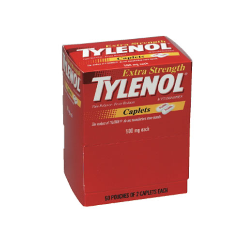Tylenol Extra-Strength SKU#ACE40900, Acme United Corporation Tylenol Extra-Strength SKU#ACE40900