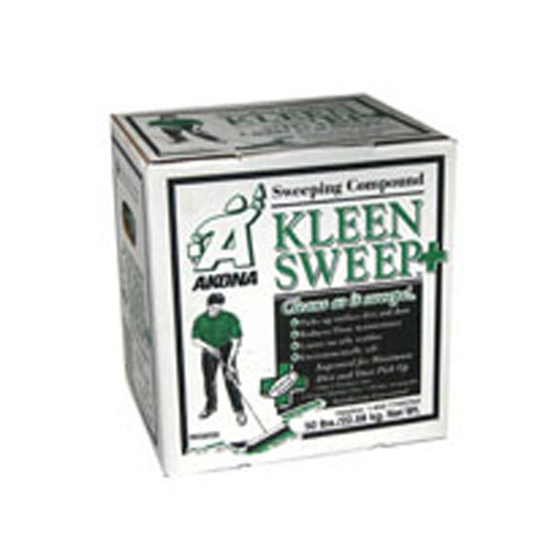 Kleen Sweep Sweeping Compound 100Lb Box SKU#AKO1816, Kleen Products Kleen Sweep Sweeping Compound 100Lb Box SKU#AKO1817