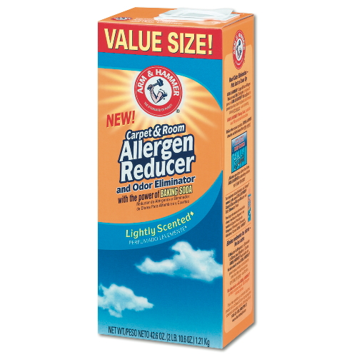 Arm Hammer Carpet-Room Allergen Reducer Odor Eliminator SKU#CDC84113, Arm Hammer Carpet & Room Allergen Reducer & Odor Eliminator SKU#CDC84113