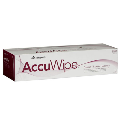 AccuWipe Premium 1Ply Technical Cleaning Wipers SKU#GPC29856, Georgia Pacific AccuWipe Premium 1Ply Technical Cleaning Wipers SKU#GPC29856