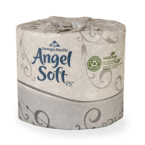 Angel Soft ps 2Ply Premium Embossed Bathroom Tissue SKU#GPC16880, Georgia Pacific Angel Soft ps 2Ply Premium Embossed Bathroom Tissue SKU#GPC16880