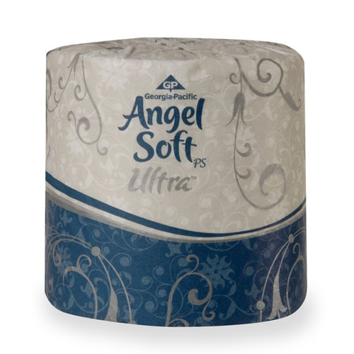 Angel Soft ps Ultra 2Ply Premium Embossed Bathroom Tissue SKU#GPC16560, Georgia Pacific Angel Soft ps Ultra 2Ply Premium Embossed Bathroom Tissue SKU#GPC16560