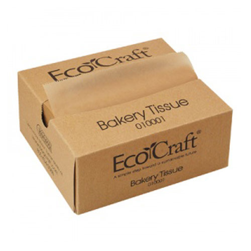 Eco-Wax Soy Blend Bakery Tissue 6X10.75 SKU#BGC010001, Packaging Dynamics Corp Eco-Wax Soy Blend Bakery Tissue 6X10.75 SKU#BGC010001