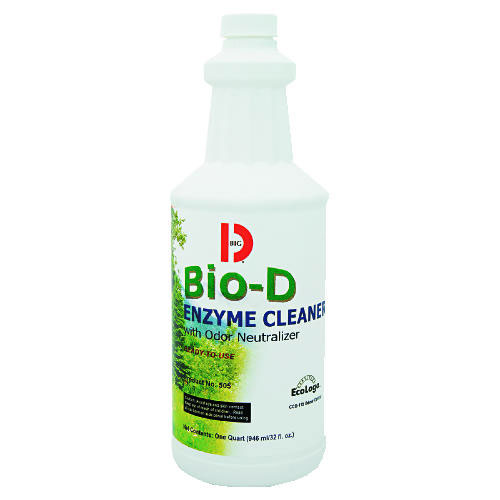 Biodegradeable Odor Digester 1Qt SKU#BGD505, Big D Biodegradeable Odor Digester 1Qt SKU#BGD505