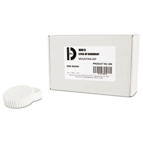 Big D Mini D Stick-Up Deodorant SKU#BGD608, Big D Mini D Stick-Up Deodorant SKU#BGD608