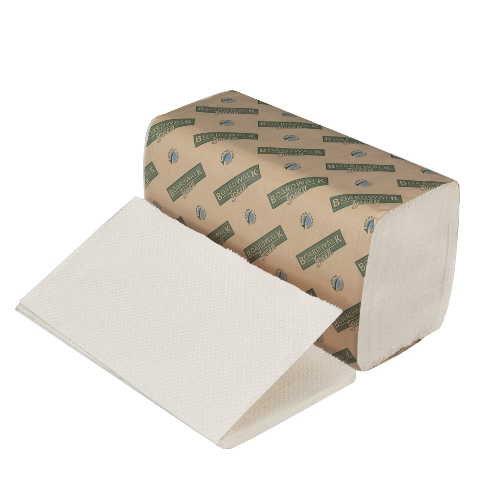 Boardwalk Green Single-fold Towel SKU#BWK12GREEN, Boardwalk Green Single-fold Towel SKU#BWK12GREEN