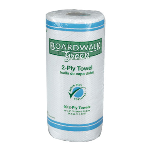 Boardwalk Green Household Roll Towel SKU#BWK21GREEN, Boardwalk Green Household Roll Towel SKU#BWK21GREEN