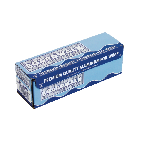 Boardwalk Aluminum Foil Roll SKU#BWK7112, Boardwalk Aluminum Foil Rolls SKU#BWK7112