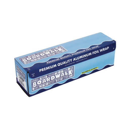 Boardwalk Aluminum Foil Roll SKU#BWK7124, Boardwalk Aluminum Foil Rolls SKU#BWK7124