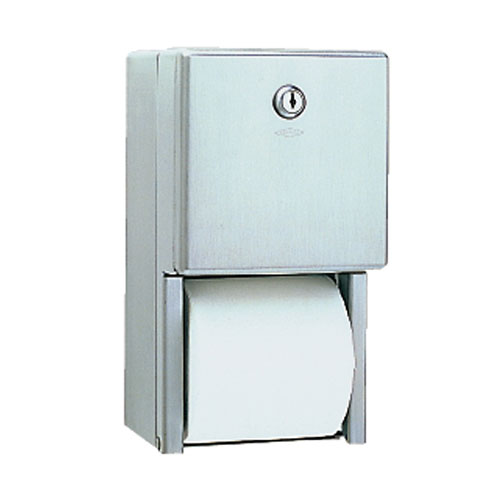 Bobrick Stainless Steel Toilet Roll Dispensers SKU#BOB2888, Bobrick Stainless Steel Toilet Roll Dispenser SKU#BOB2888