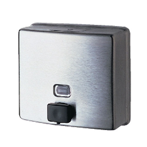 Bobrick ConturaSeries Surface-Mounted Soap Dispensers SKU#BOB4112, Bobrick ConturaSeries Surface-Mounted Soap Dispenser SKU#BOB4112