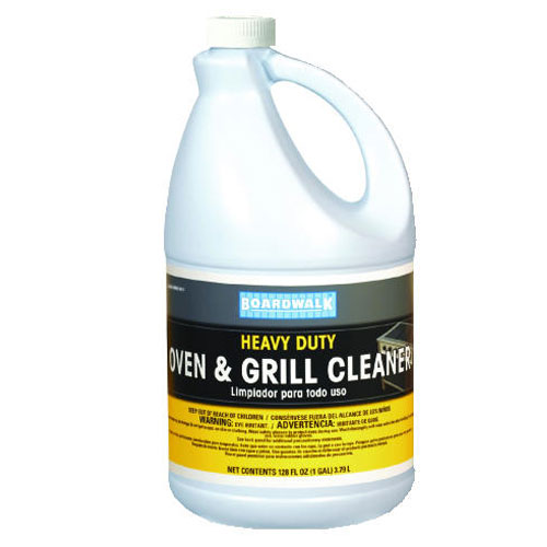 ovengrill cleaner gallon bottle 4case skubwk7024 boardwalk
