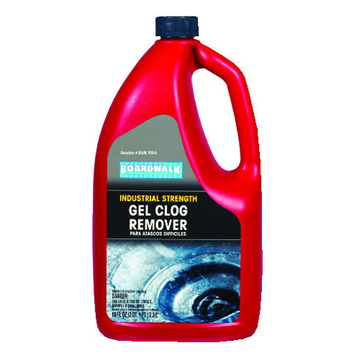 Heavy-Duty Clog Remover 80Oz Bottle 6/Case SKU#BWK703-6, Boardwalk Heavy-Duty Clog Remover 80Oz Bottle 6/Case SKU#BWK703-6
