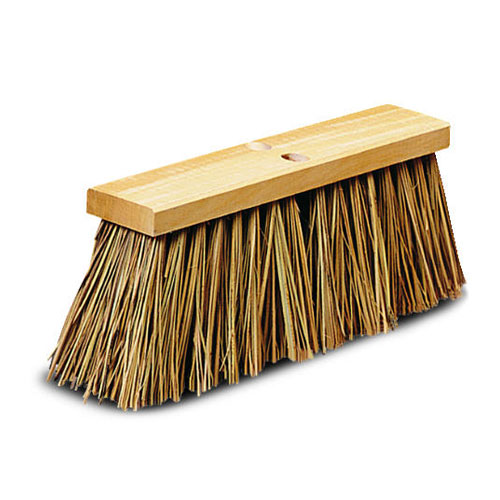 Street Broom 16in Plastic Block SKU#BWK73160, Boardwalk Street Broom 16in Plastic Block SKU#BWK73160