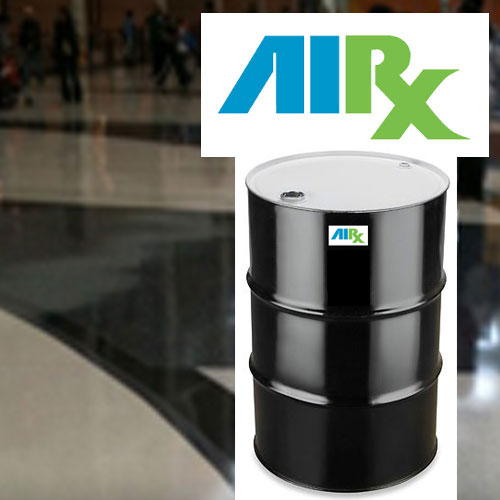 AIRX RX2002 Odor Controlled Floor Finish 55 Gallon SKU#RX2002-55G, Bullen AIRX RX2002 Odor Controlled Floor Finish 55 Gallon SKU#RX2002-55G