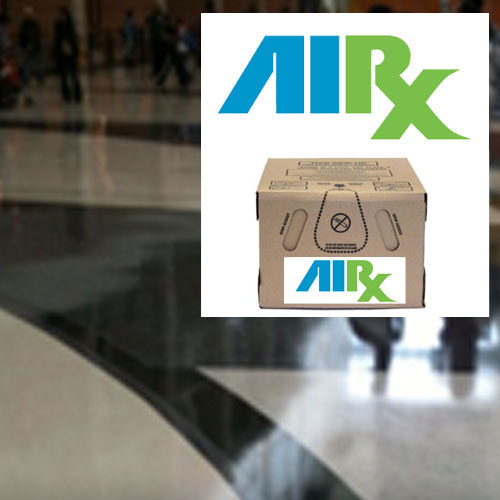 AIRX RX2002 Odor Controlled Floor Finish BIBs SKU#RX2002-BIB, Bullen AIRX RX2002 Odor Controlled Floor Finish BIBs SKU#RX2002-BIB