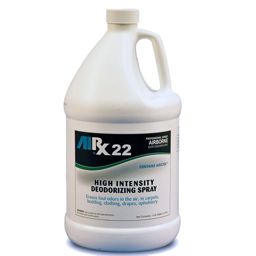 AIRX RX22 Odor Counteractant Spray Gallon SKU#RX22-1G, Bullen AIRX RX22 Odor Counteractant Spray Gallon SKU#RX22-1G