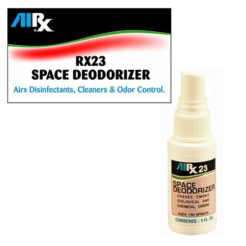 AIRX RX23 Odor Counteractant Mini-Spray SKU#RX23-12O, Bullen AIRX RX23 Odor Counteractant Mini-Spray SKU#RX23-12O