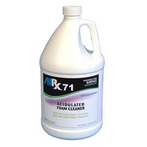 AIRX RX71 Acidulated Foam Cleaner Gallons SKU#RX71-4G, Bullen AIRX RX71 Acidulated Foam Cleaner Gallons SKU#RX71-4G