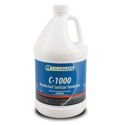 Truekleen C1000 Cold Water Sanitizer SKU#TK-C1000-1G, Bullen Truekleen C1000 Cold Water Sanitizer SKU#TK-C1000-1G