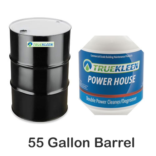 TrueKleen POWER HOUSE Double Power Cleaner Degreaser SKU#TK-DBP-55G, Bullen TrueKleen POWER HOUSE Double Power Cleaner Degreaser SKU#TK-DBP-55G