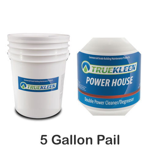 TrueKleen POWER HOUSE Double Power Cleaner Degreaser SKU#TK-DBP-5G, Bullen TrueKleen POWER HOUSE Double Power Cleaner Degreaser SKU#TK-DBP-5G