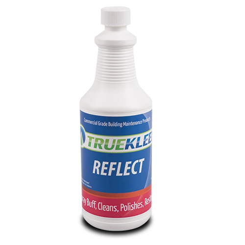 TrueKleen REFLECT SPRAY BUFF For Floors SKU#TK-SPB-1G, Bullen TrueKleen REFLECT SPRAY BUFF For Floors SKU#TK-SPB-1G