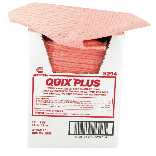 Chicopee Quix Plus Foodservice Towel SKU#CHI8294, Chicopee Quix Plus Foodservice Towels SKU#CHI8294